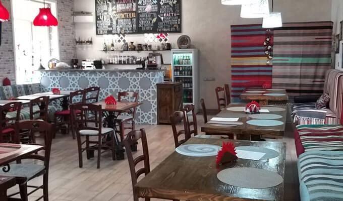 Кафе-ресторан в престижном районе ЮЗАО