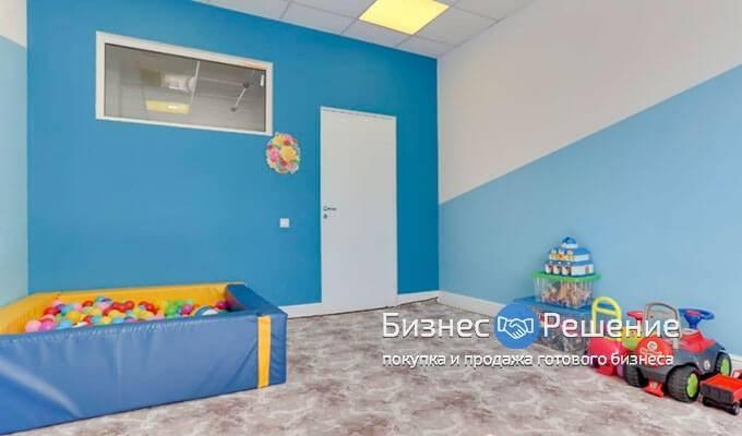 Частный детский сад в г. Реутов в элитном ЖК