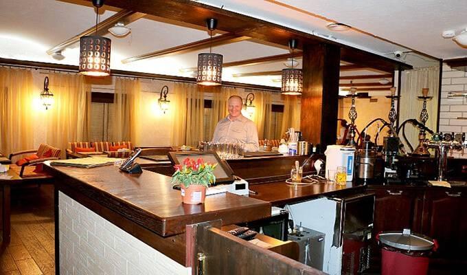 Отличный ресторан с изысканной кухней