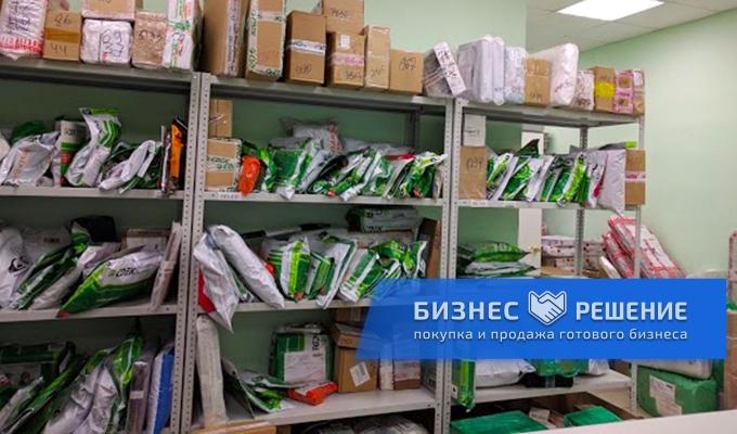 Пункт выдачи заказов СДЭК с прибылью 480 тыс