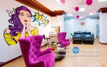 Салон красоты в районе метро Бауманская