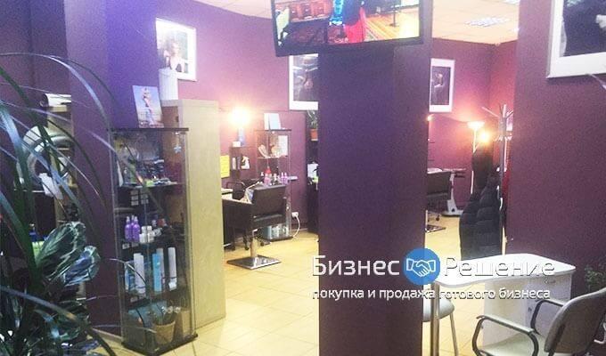 Салон красоты в элитном районе Москвы