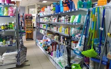 Прибыльный магазин хозтоваров у метро Щукинская