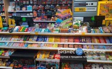 Продуктовый магазин в ЦАО