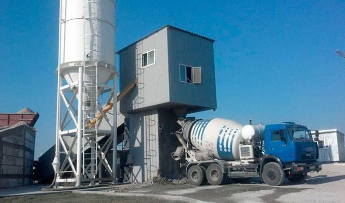 бетон завод пятницкое шоссе