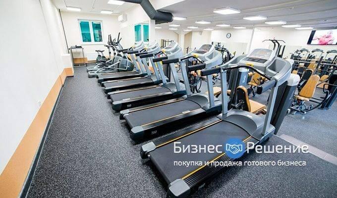 купить фитнес клуб в москве бизнес