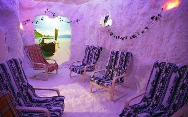 Прибыльная соляная пещера (метро Новогиреево)