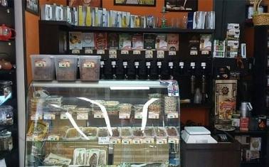 Магазин разливного пива, чая и кофе. Солнцево Парк