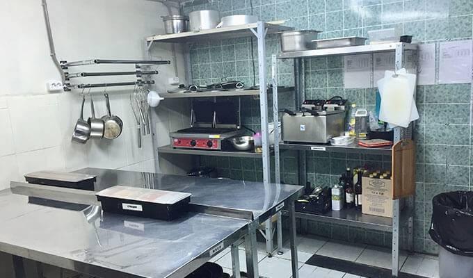 Цех по производству кулинарной продукции