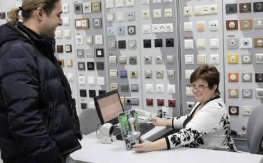 Рентабельный магазин электрики в Подмосковье