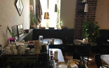 Эксклюзивная кофейня в БЦ на Савеловской