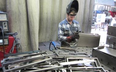 Доходное производство металлической мебели