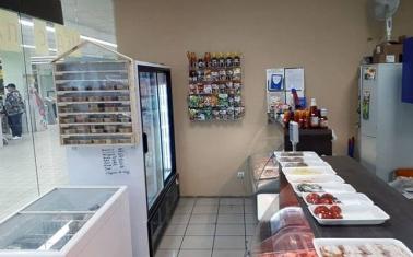 Мясной магазин и кулинария. Котельники