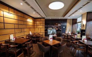 Современное кафе в новом БЦ — прибыль 300 тысяч