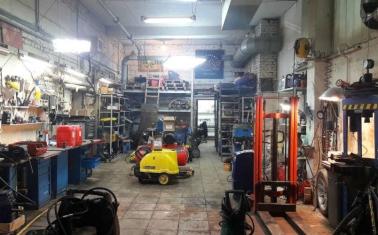 Бизнес по ремонту автосервисного оборудования