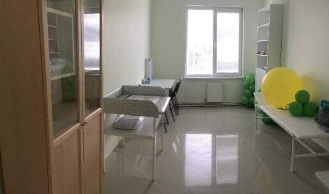 Детский медицинский центр с долгосрочной арендой