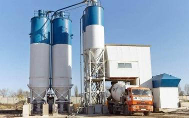 Сеть бетонных заводов с ООО 180 млн оборот