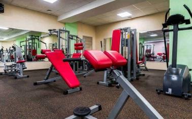 Единственный фитнес центр в районе Выхино