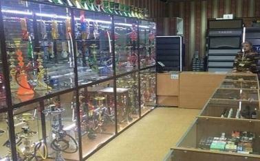 Табачный бутик в проходимом торговом центре