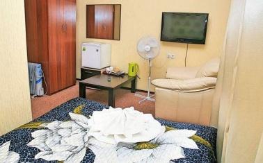 Действующий отель на 45 номеров — прибыль 900 тыс.