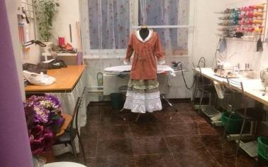 Перспективное ателье по пошиву одежды, Свиблово