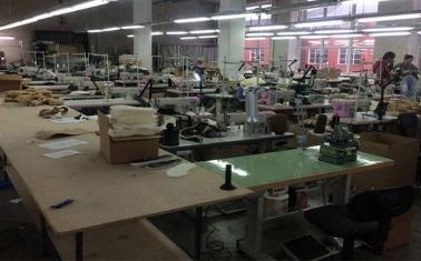 Прибыльная швейная фабрика в Подольске