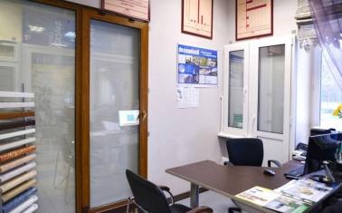 Производство и продажа светопрозрачных конструкций