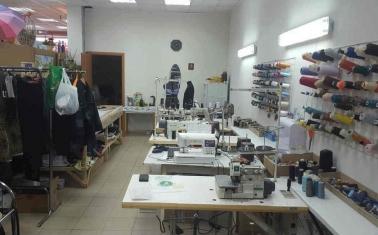 Доходный магазин товаров и ателье в п. Рублевский