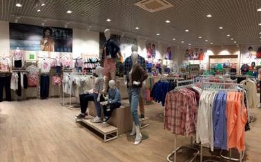 Магазин одежды и аксессуаров известной ТМ Sela