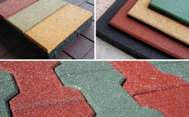Прибыльное производство резиновой плитки