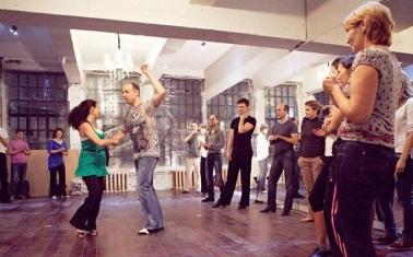 Школа танцев с высоким доходом, м. Красные Ворота