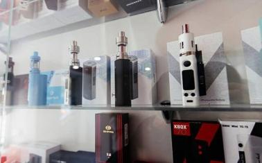 Магазин по продаже электронных сигарет и жидкостей