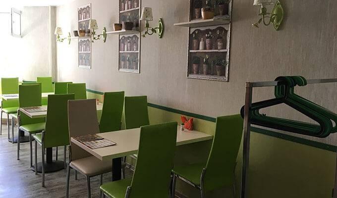 Перспективное кафе — заказы на вынос, доставка