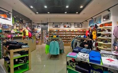 Известный магазин спортивных товаров, Чертаново