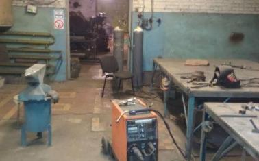 Цех кованых изделий и металлоконструкций в Электростали