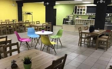 Прибыльная кафе-столовая в Бизнес Центре