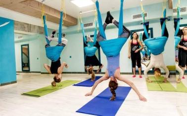 Студия йоги и стретчинга в самом центре Москвы