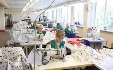 Крупное высокорентабельное швейное производство