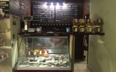Магазин разливного пива в проходном месте, Тропарево