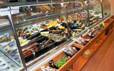 Магазин по продаже рыбы и рыбных деликатесов