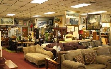 Прибыльный магазин мебели с интернет-магазином