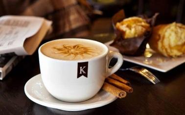 Популярная кофейня в Парке Легенд