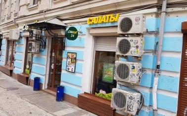 Три готовых популярных ресторана Subway