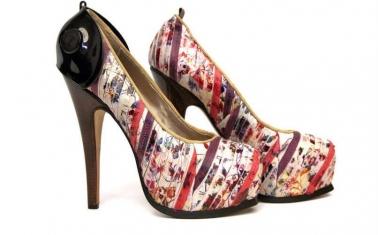 Производство запатентованных накладок на обувь