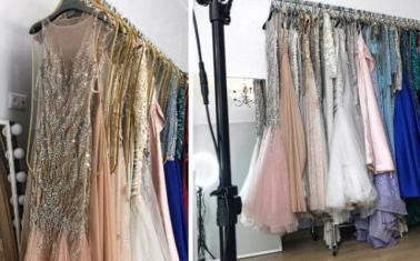 Салон вечерних и свадебных платьев в центре Москвы