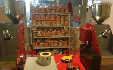 Пищевое производство хлебцев-лепешек с крупными контрактами