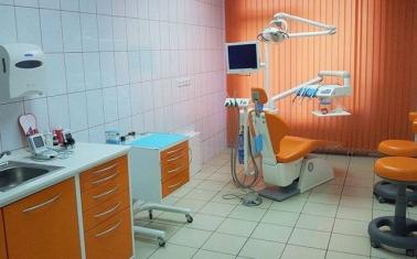 Стоматологическая клиника в деловом центре