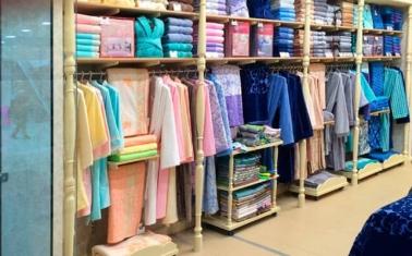 Популярный магазин домашнего текстиля, Мякинино
