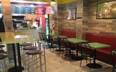 Рентабельное кафе-пиццерия с доставкой по району