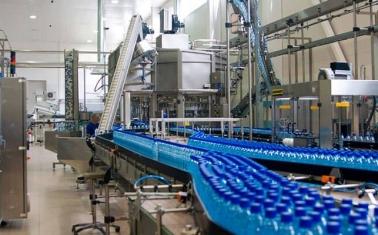 Производство артезианской воды — 3 линии розлива